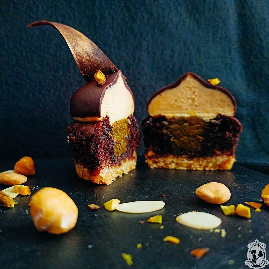 Mozzart cupcake